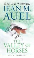 The Valley of Horses (2nd in the Earth's Children Series) by Jean M. Auel (1983)
