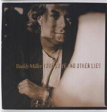 Your Love & Other Lies - Buddy Miller (2013, Vinyl NEUF)