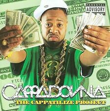 Cappadonna - The Cappatilize Project - Brand New CD  FREE 1ST CLASS SHIPPING