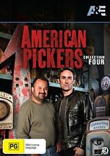 American Pickers : Collection 4 (DVD, 2013, 2-Disc Set) R4 NEW AND SEALED