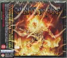 SPIRITS OF FIRE-S/T-JAPAN CD F83