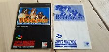 ♕* Super Nintendo * Beethoven * 2x Manual ONLY! * PAL * SNES *
