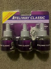 Feliway Classic Refill 3 Pack 144 ml