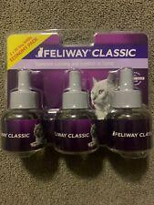Feliway Classic Refill 3 Pack 144 ml
