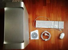 POWER MAC G5 + TASTIERA e MOUSE ORIGINALI + CD INSTALLAZIONE ORIGINALI
