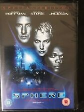 Sphere Special Edition Dvd Dustin Hoffman Brand New & Factory Sealed