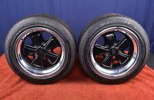 Porsche 911 Genuine Fuchs 8 X 15 Wheels Tires Carrera Rs 911s 911sc 914 6gt Rims