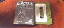 JOHN WILLIAMS LSO STAR WARS OST 1st 20th CENTURY UK CASSETTE TAPE  2LP 1977