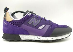 New Balance TBTFGSB Reengineered Trailbuster Purple Lace Up Shoes Men's 12 D