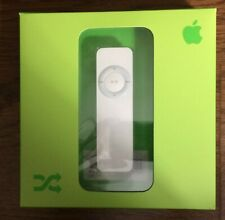 Apple iPod shuffle 1st Generation White (512 MB) – NEW
