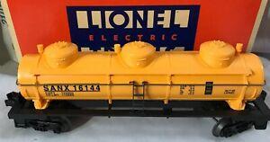 Lionel 6-16144 ~ San Angelo Three Dome Tank Car ~ NEW IN BOX