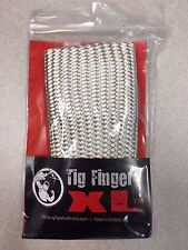 Original Tig Finger XL Weld Monger Welding Glove Heat Shield Cover *FREE SHIP*