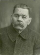 Portrait of Maxim Gorky - 8x10 photo