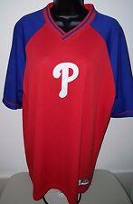 Genuine Merchandise Mens Philadelphia Phillies Jersey Style Shirt Size XL