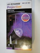 LIGHTSHOW LED Outdoor FIRE AND ICE Lightshow, PURPLE 1001 261 463  BRAND NEW