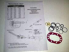 Seal Kit - Greenlee / Fairmont # 132541 for Hydraulic Circular Saw