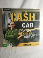 Imagination Ent Boardgame  Cash Cab - The Trivia Game VG+