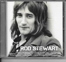 CD ALBUM 12 TITRES--ROD STEWART--ICON--2010