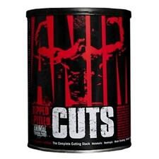 Universal Nutrition ANIMAL CUTS 42 packs BURN FAT WITH Complete Cutting Stack