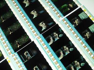 The Hunger Games Movie 60 x 35mm Genuine Film Cells 12 x Strips Cinema Reel B