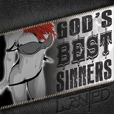 WANTED - GOD`S BEST SINNERS  (CD NEW) Kiss, Guns n Roses, Firehouse, Van Halen,