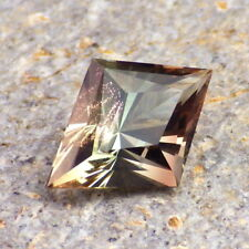 GREEN-PINK DICHROIC SCHILLER OREGON SUNSTONE 4.48Ct FLAWLESS-VERY RARE GEMSTONE!