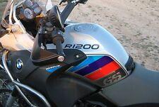 ADESIVI 3D PROTEZIONI LATERALI compatibili MOTO BMW GS R1200 ADVENTURE 2006-2013