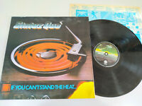 """Status Quo If You Can´T Stand The Heat Spain Edition 1978 LP vinyl 12 """" VG/VG 2T"""