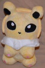 "6"" Jolteon # 135 Plush Dolls Toys Stuffed Animals Electric 2010 Pokemon Center"