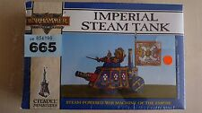 WHFB AOS CLASSIC EMPIRE VINTAGE IMPERIAL STEAM TANK METAL NISB OOP RARE #665