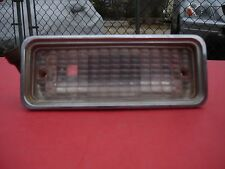 Original GM Chevy 1969 69 Chevelle Marker Light Guide 13S Lens & Housing 5960886