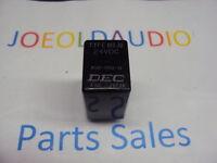 Pioneer SA-7800 Relay MJSU 24 VDC. Part # ASR-052-0.  Parting Out SA-7800.***