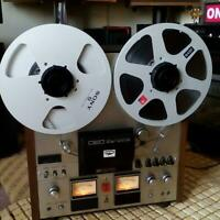 [JUNK] AKAI GX-600D 10 Inch Tape Deck 4 Track Stereo