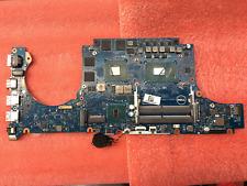 Dell Inspiron 15 7567 Motherboard w/ i7-7700HQ GTX 1050 4GB LA-D993P CN-0P84C9