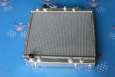 Alloy Radiator For Daihatsu YRV K3-VET 1.3GTTi Turbo DH30P AT 2002-2004 56mm