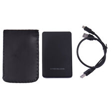 USB 2.0 HDD Hard Drive 2.5 inch SATA box External Enclosure Box Disk
