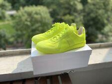 Maison Martin Margiela 22 Replica Sneaker Fluro Yellow EUR46 Lammleder Nappa