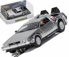 Scalextric C4117 DeLorean Back to the Future DRP 1/32 Slot Car
