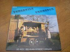 TONY & BRIDGET FARLEY - 50 KEY BELGIAN STREET ORGAN = CRS 1004