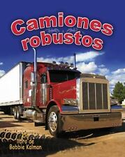 Camiones Robustos (Vehiculos en Accion (Library)) (Spanish Edition), Miller, Rea