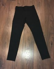 BCBG Max Azria Black Skinny Stretch Pants, Size XS