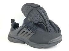 Nike Air Presto Essential Mens 848187-011 Triple Black Running Shoes Size 10