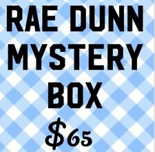 Rae Dunn Mystery - Mugs/bowls/ovals/plates/canisters/platters/holiday
