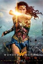 Wonder Women Poster Length: 400 mm Height: 800 mm  SKU: 1817