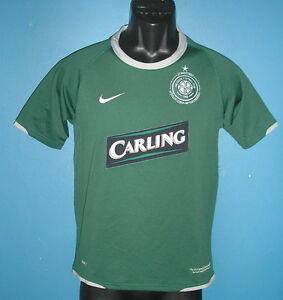 2007-2008 Celtic Away Football Shirt [Large Boy 12-13yr]  Lisbon 67 Annivesary
