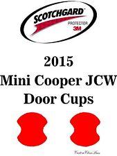 3M Scotchgard Paint Protection Film Clear Bra Pre-Cut Kits 2015 Mini Cooper JCW