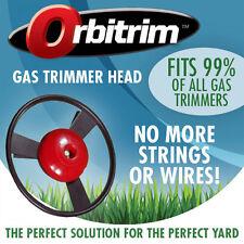 Garden Yard Trim Grass No String Universal Gas Trimmer Head Cutter Replacement