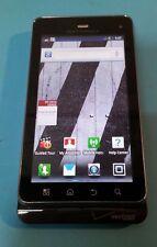 Motorola Droid 3 XT862 16GB - Black (Verizon) Good Condition Phone Only