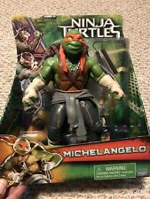 "2014 Teenage Mutant Ninja Turtles Movie Michelangelo-11"" High-Playmates-Maybe Mi"