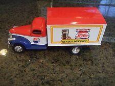 Liberty Classics 1942 11/2 Ton Van Box Bank #75008 Pepsi Cola Chevrolet